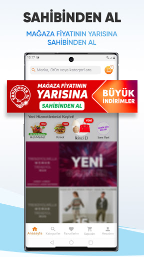 Trendyol - Online Shopping 5.5.4.499 Screenshots 8