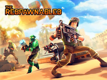 Respawnables – Online PVP Battles Screenshot