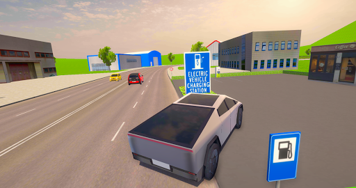 Electric Car Driving Sim Original  screenshots 7