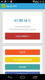 SpeedVPN Free VPN Proxy screenshots 8