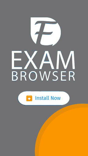 Exam Browser - Dark Mode 1.0.0 screenshots 1