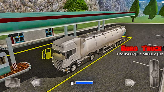 Euro Truck Transport Simulator 2 2