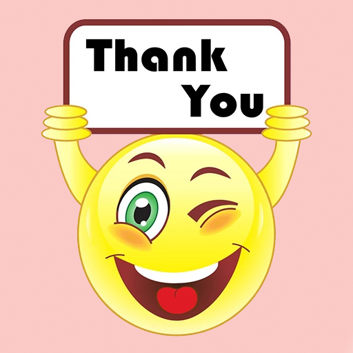 Thank You Stickers Wastickerapps Apps On Google Play