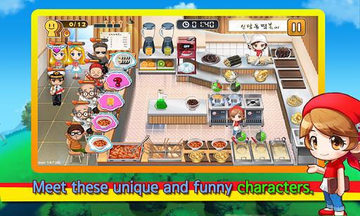 Cooking Hero - Chef Restraurant Food Serving Game apkmartins screenshots 1