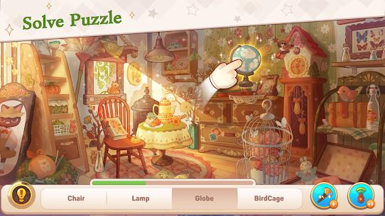 Kawaii Mansion: Cute Hidden Object Mod Apk (Unlimited Money) 3