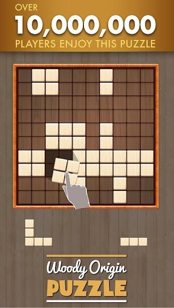 Block Puzzle Woody Origin
