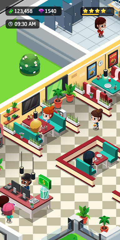 Idle Restaurant Tycoon - Cooking Restaurant Empire  poster 5