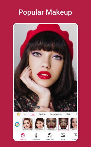 YouCam Makeup - Selfie Editor & Magic Makeover Cam  screenshots 2