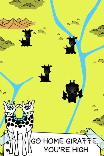 Giraffe Evolution - Mutant Giraffes Clicker Game screenshots 3