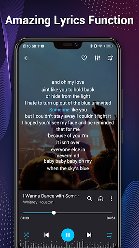 Music Player - Audio Player & 10 Bands Equalizer 1.8.1 Screenshots 6