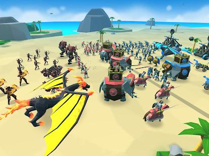 Epic Battle Simulator 2 1.5.50 Screenshots 8