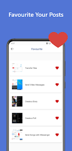 Free Messenger for Messages , Calls & Duo Accounts 3