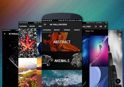 4K Wallpapers (Ultra HD Backgrounds) 2.6.3.3 Mod APK Download 1