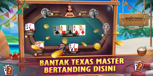Domino Gaple QiuQiu 99 Catur Poker Online Gratis 1.2.9.0 screenshots 5