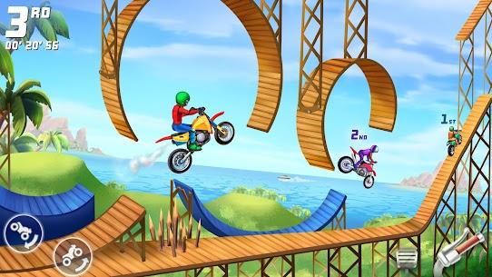 Bike Racing Multiplayer Games: Bike Stunt Games 1