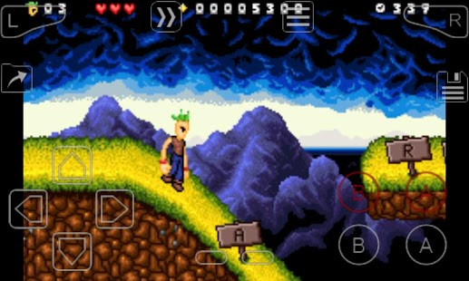 My Boy! - GBA Emulator Capture d'écran