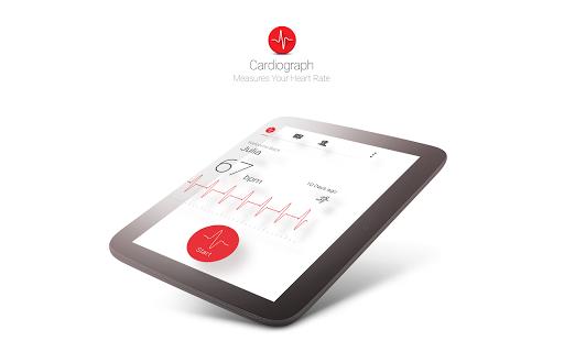 Cardiograph - Heart Rate Meter 4.1.3 Screenshots 10