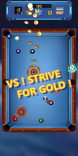 Gyro Collider-Helix Snooker Blast Striker  Screenshots 1