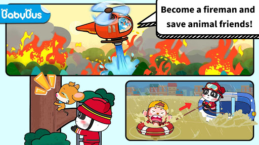 Baby Panda's Fire Safety  screenshots 1