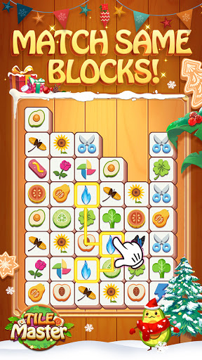 Tile Master - Classic Triple Match & Puzzle Game 2.1.5 screenshots 1