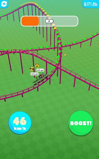 Hyper Roller Coaster 1.5.1 screenshots 12