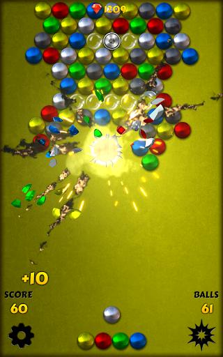Magnet Balls PRO Free: Match-Three Physics Puzzle screenshots 15