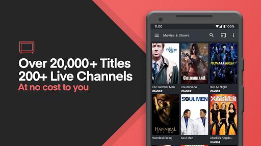 Plex: Stream Free Movies & Watch Live TV Shows Now Apkfinish screenshots 2