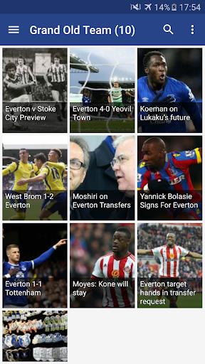football news everton screenshot 2