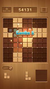 Wood Block Sudoku Game -Classic Free Brain Puzzle 1.7.4 Screenshots 8