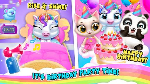 My Baby Unicorn 2 - New Virtual Pony Pet android2mod screenshots 7