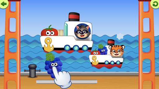 FunnyFood Kindergarten learning games for toddlers 2.4.1.19 Screenshots 8