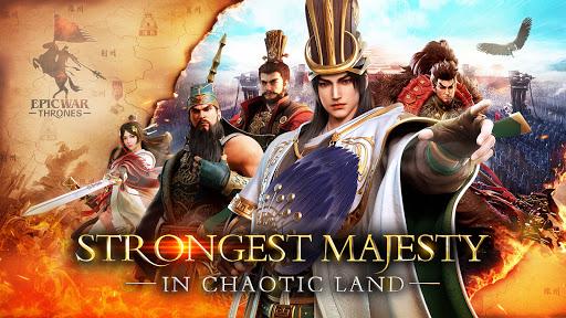 Epic War: Thrones  screenshots 1