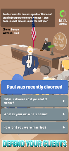 Idle Law Firm: Justice Empire androidhappy screenshots 2
