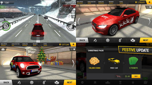 Racing Fever 1.7.0 screenshots 4