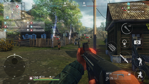 Ghosts of War: WW2 FPS Shooting game goodtube screenshots 8