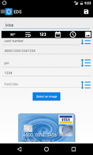 EDS – encrypt your files to keep your data safe 2.0.0.243 Apk 3