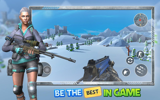 Rules Of Battle Royale - Free Games Fire  screenshots 4