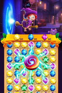 Witch Jewel Puzzle