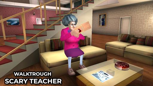 Walktrough Teacher Fun Scary Game Guide 2021 hack tool