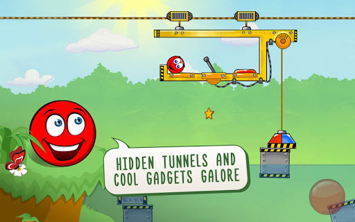 Red Ball 3: Jump for Love! Bounce & Jumping games screenshots 3