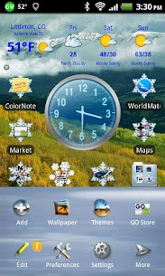 LC Snowflake Theme for For Pc – Free Download & Install On Windows 10/8/7 2