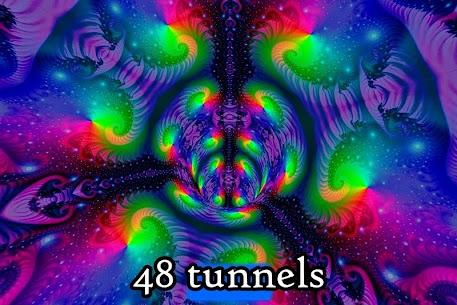 Fractal Tunnels -Music visualizer & Live Wallpaper 203 Download Mod Apk 3