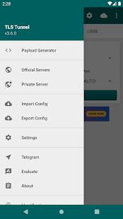 TLS Tunnel - Free and Unlimited VPN 3.6.3 APK screenshots 5