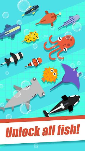 fish farm - idle game screenshot 1