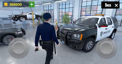 Police Car Drift Simulator 3.02 screenshots 9