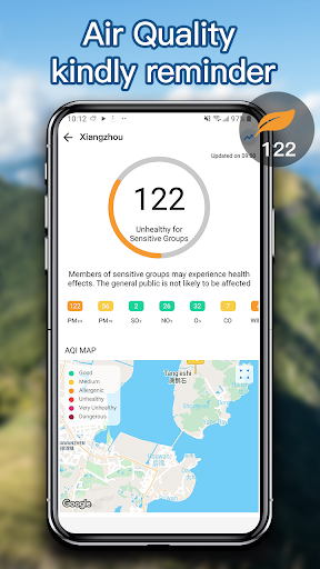 Weather Forecast - local weather app 2.2 Screenshots 5