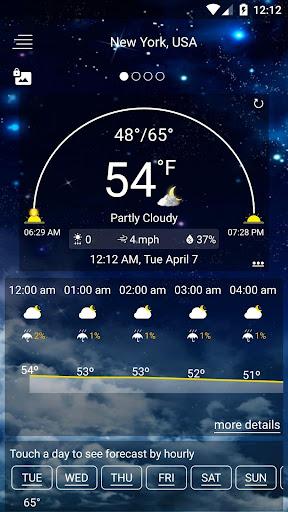Weather Forecast  Screenshots 2
