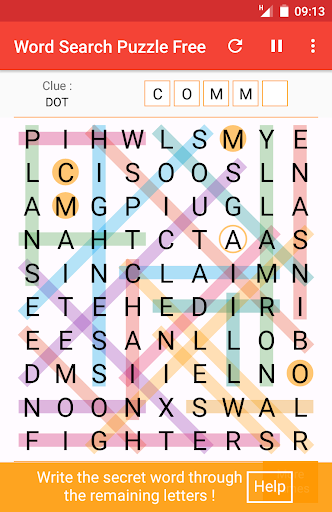 Word Search Free Game 8.4 screenshots 2