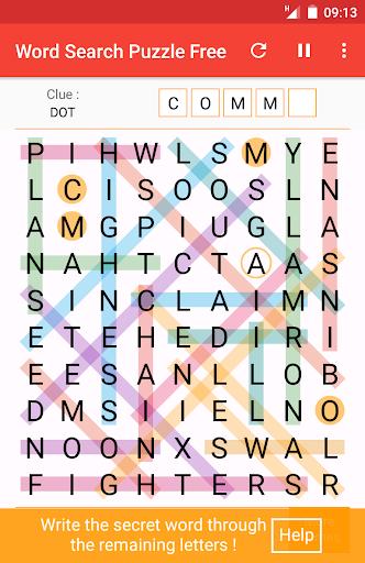 Word Search - Free Word Game 8.4 screenshots 2