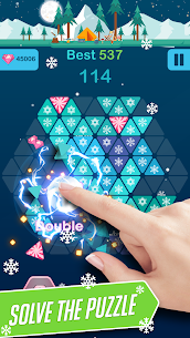 Triangle  Block Puzzle For Pc (Windows & Mac) | How To Install Using Nox App Player 1